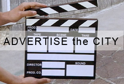 ADVERTISE the CITY